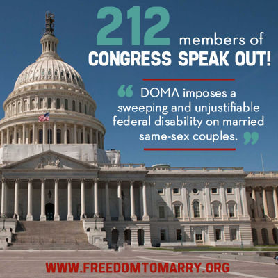 overturn doma President bill clinton in an editorial for the washington post writes: in 1996, i signed the defense of marriage act although that was only 17 years ago, it.