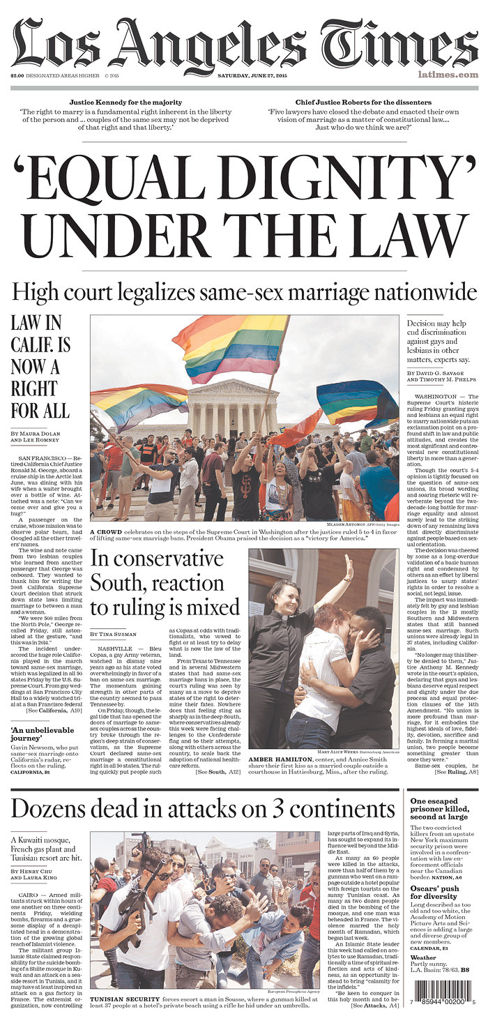 same sex marriage news in us in Maryland
