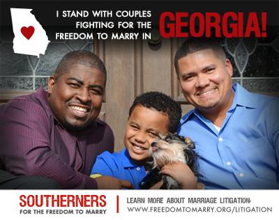 No sex marriage in georgia